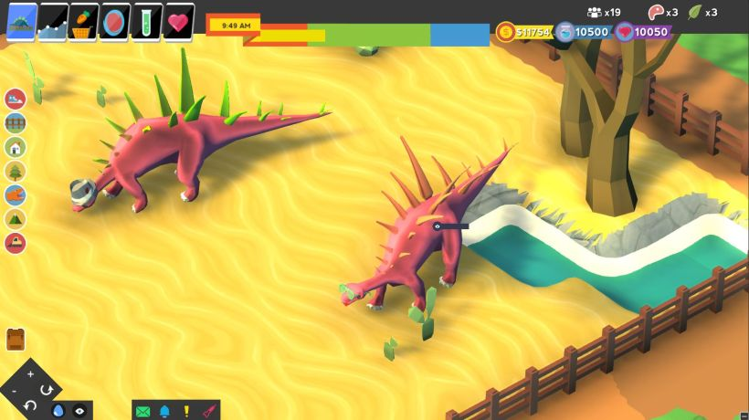 Parkasaurus Press Kit image 1