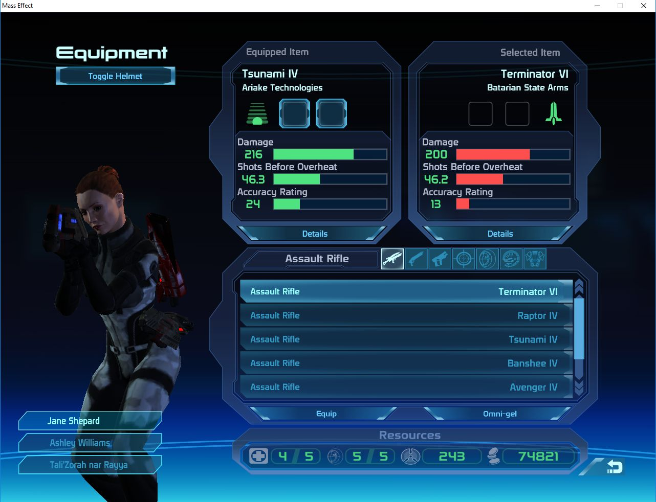 Mass Effect_character window