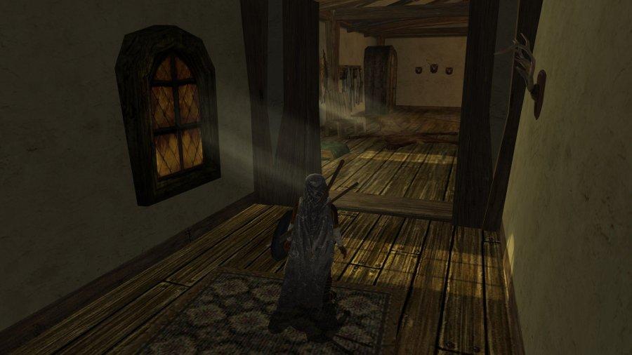 LotRO inside a house