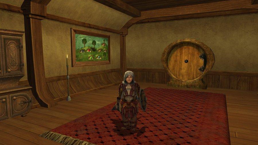 Lotro Hobbit Guardian