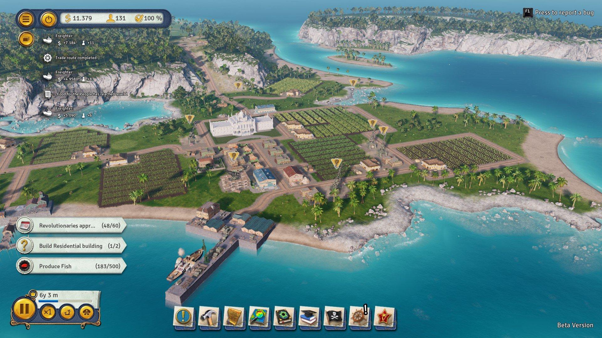 Tropico 6 Beta