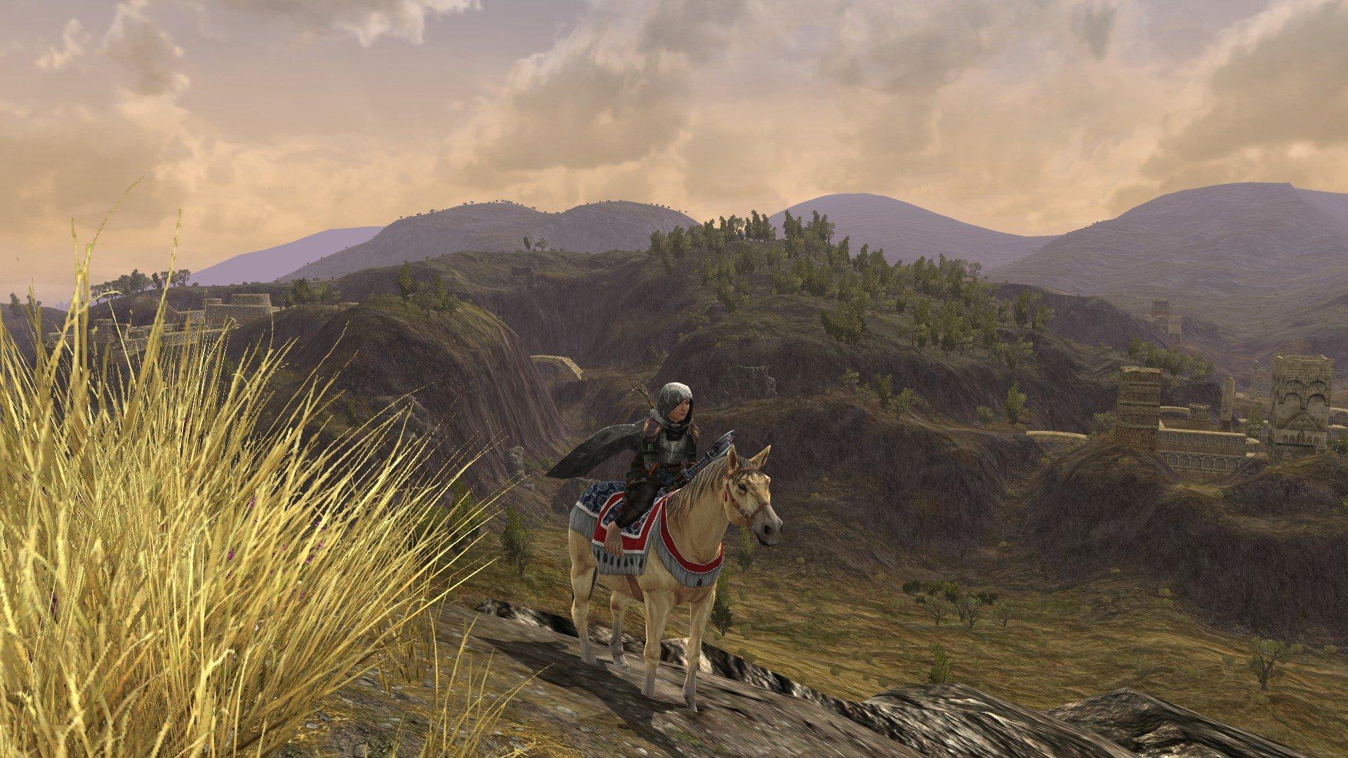 Lotro Scenery Lone-lands