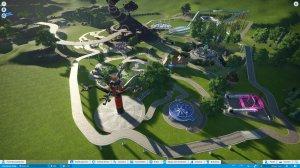 Planet Coaster game