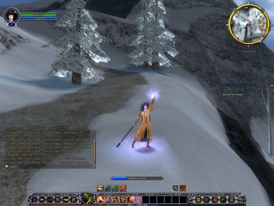 Lotro Screenshot September 2007