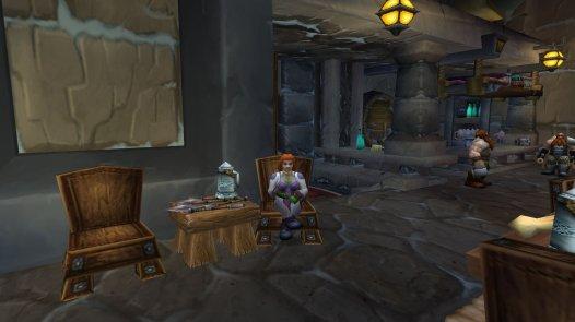 WoW Classic_Grifolina Dwarf Priest