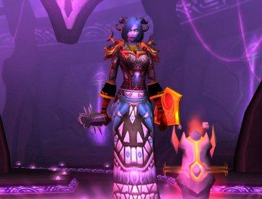 WoW Draenei shaman