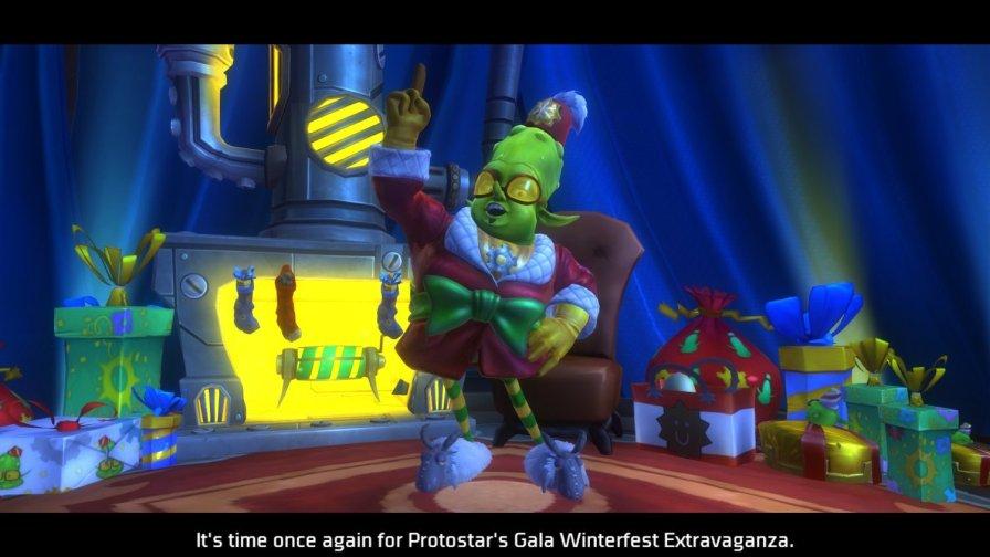 Wildstar Winterfest Extravaganza