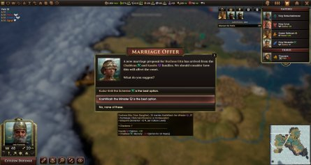Old World_Marriage Offer