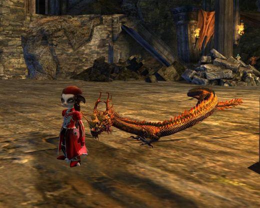 GW2_Mini Mystical Dragon