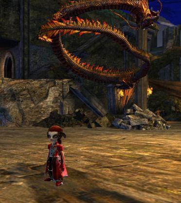 GW2_Mini Mystical Dragon2