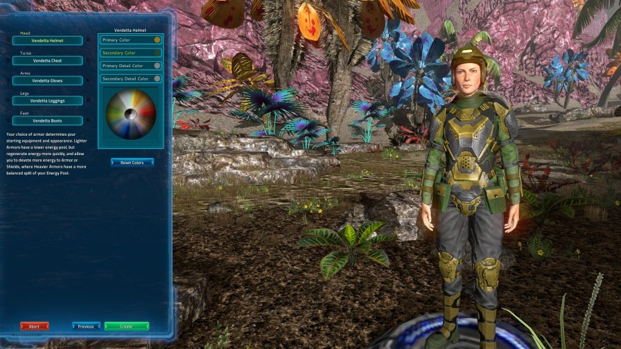 The Repopulation_Character Creation